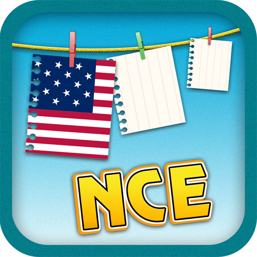 (New NCE Flashcards-English)