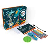 3Doodler Start Amazon Exclusive Essentials 3D Pen Set For Kids with Free Refill Filament + DoodleBlock - STEM Toy For Boys & Girls, Age 6 & Up - Toy of The Year Award Winner