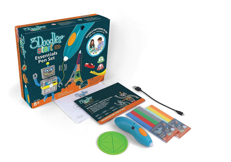 3Doodler Start Essentials juego de bolígrafo   Multi-Shape doodleblock