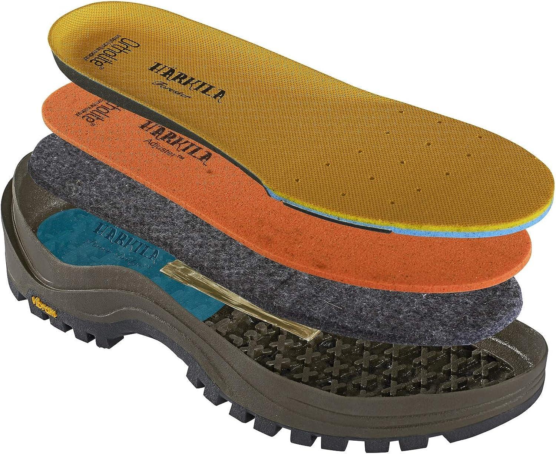 Botas de Goma Forradas con Neopreno de 3 mm H/ärkila Suela Antideslizante Vibram/®