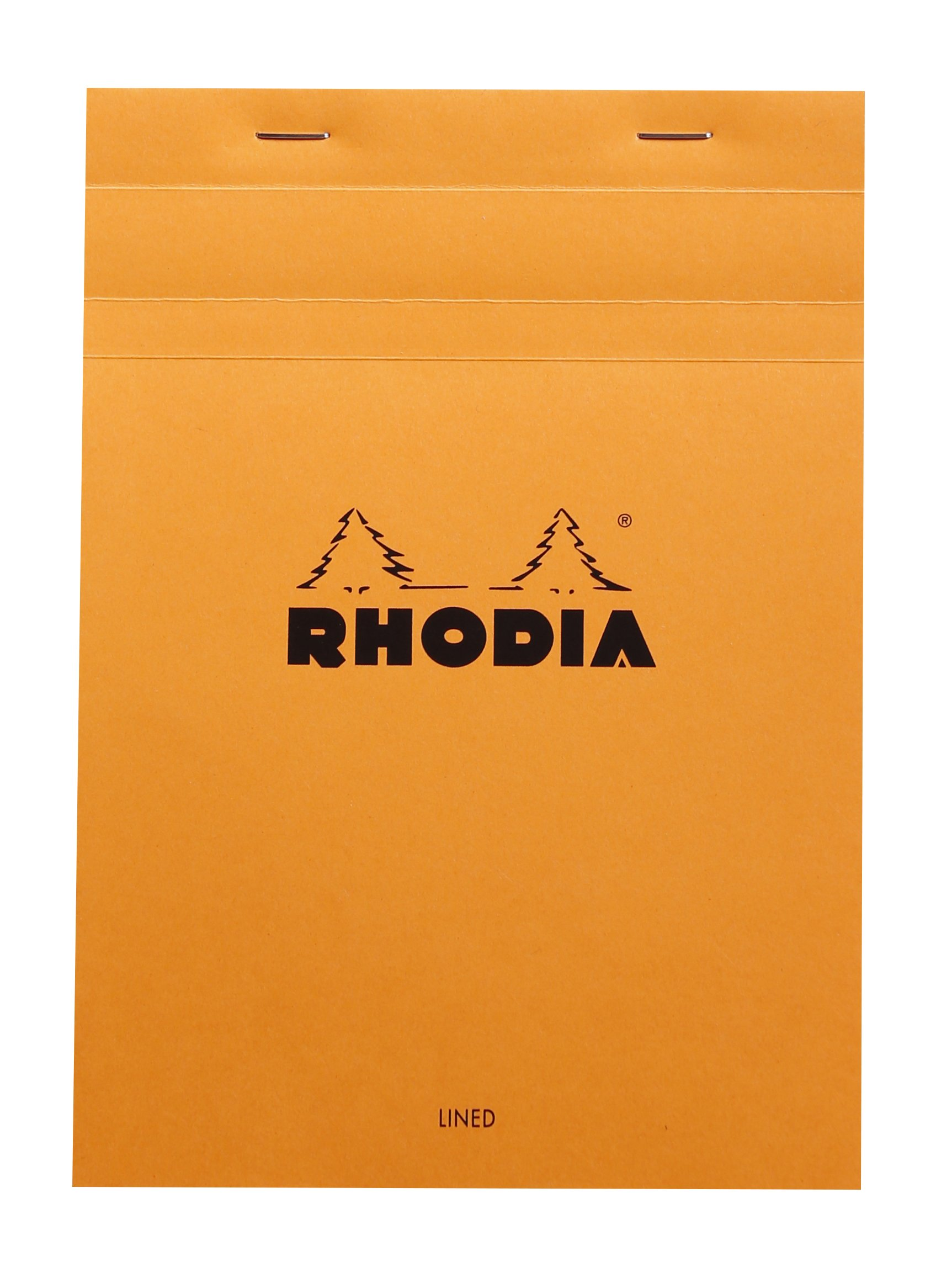 Rhodia Classic French Paper Pads Ruled with