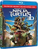 Ninja Turtles (BD 3D + BD + BD Extras + DVD) [Blu-ray]