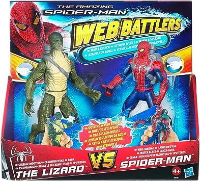 Marvel Spiderman - Pack 2 Lanza Aguas Spiderman (Hasbro ...