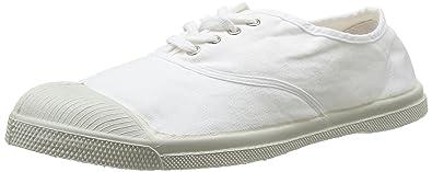 aa0b236fc26717 Bensimon Tennis Shoes Lacet, Baskets mode homme White Size: 9 ...