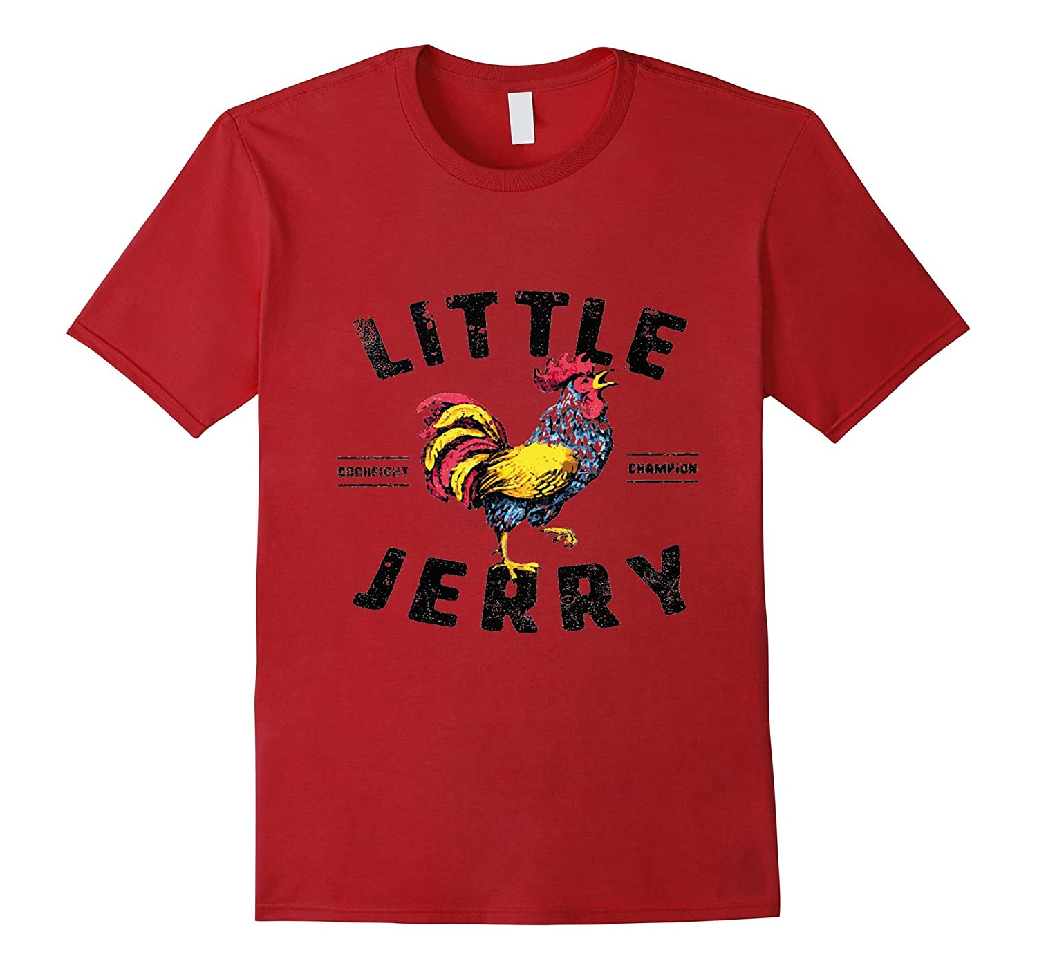 4f372a21 LITTLE JERRY COCKFIGHT CHAMPION TSHIRT-TD – Teedep
