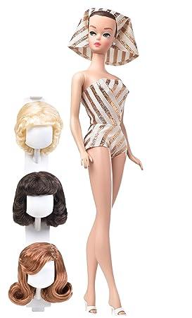Barbie R9524 y pelucas