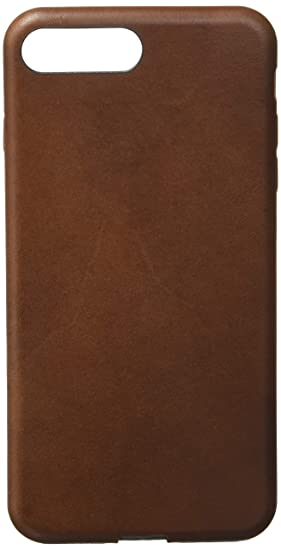 buy popular 03b0c 9f794 Nomad Horween Leather Case for iPhone 8 Plus/7 Plus Brown