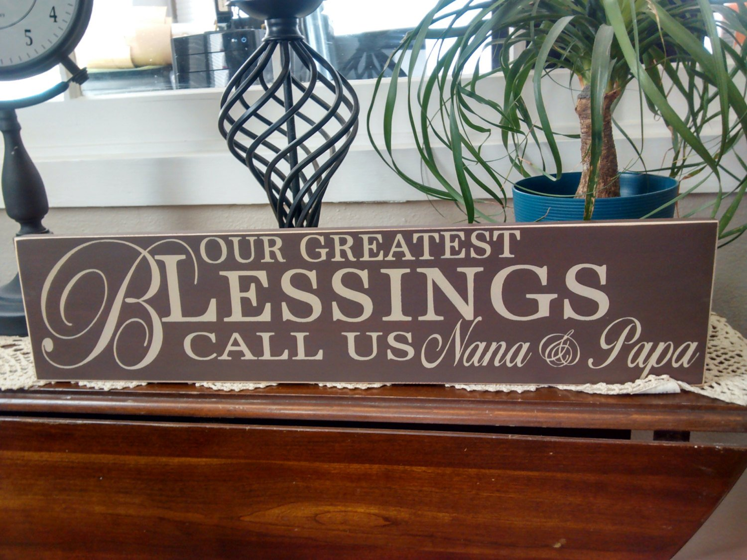 Amazoncom Adonis554dan Our Greatest Blessings Call Us Grandparents