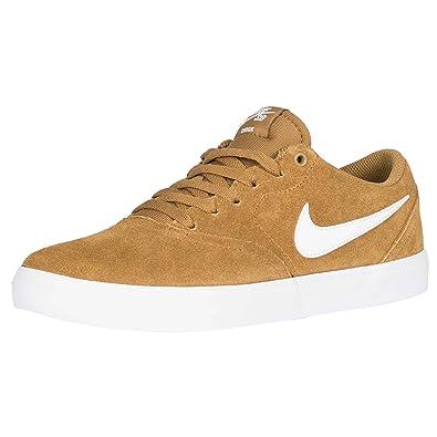 Nike SB 'Check Solar' Golden Beige/White.: Amazon.de: Schuhe ...