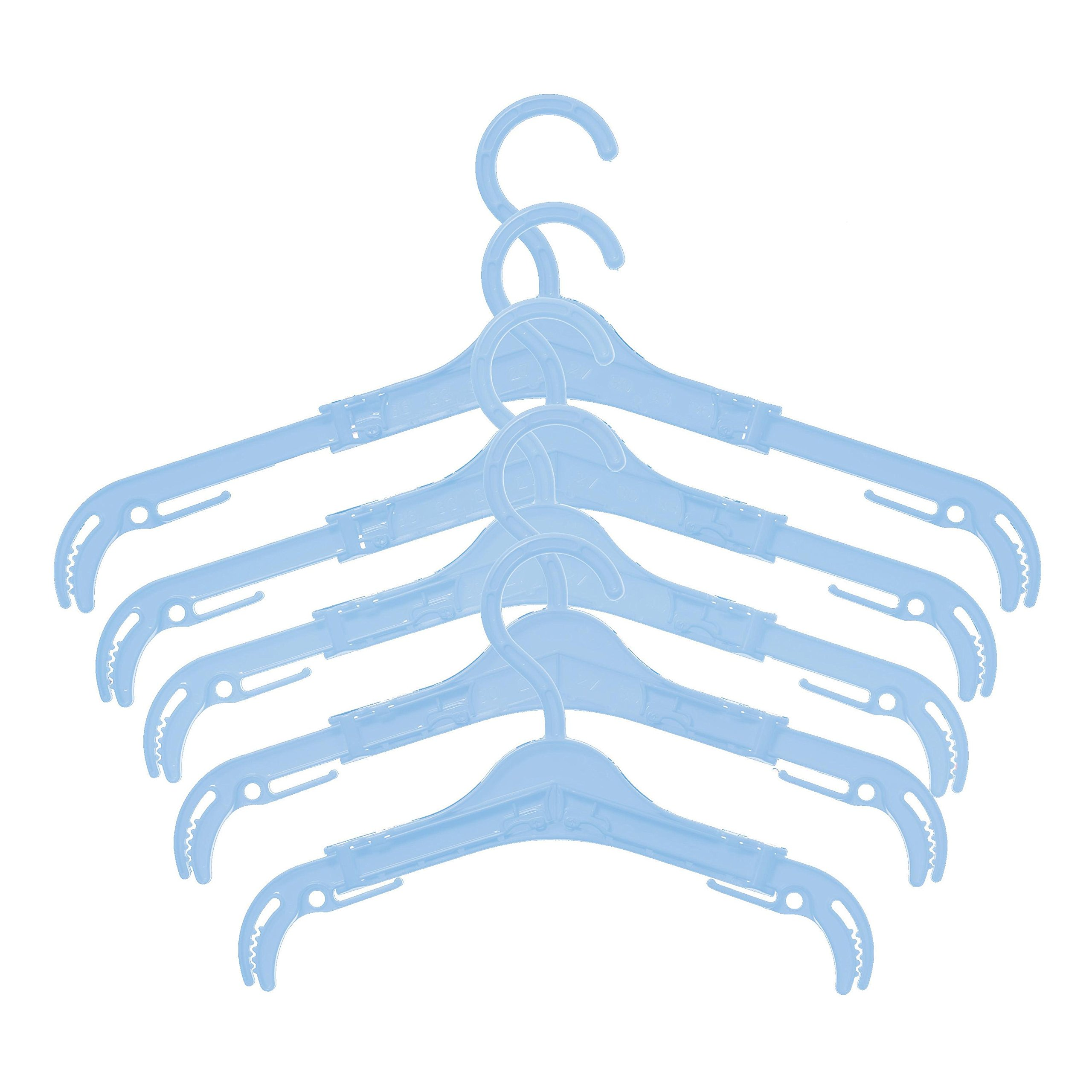 Dreambaby Grohangers, 4 Count, White by Dreambaby (Image #6)
