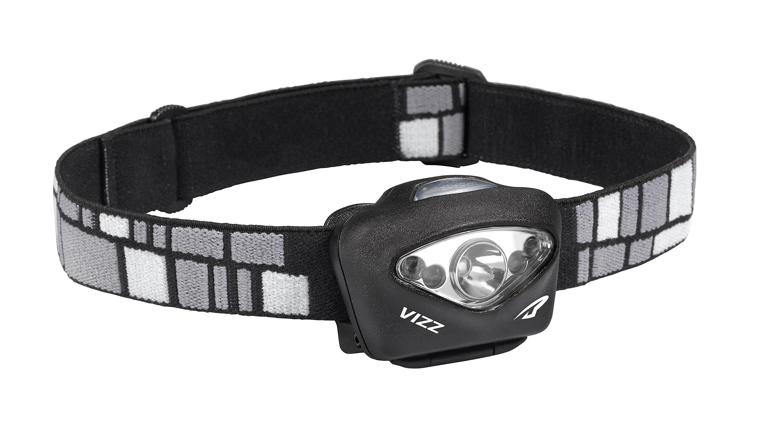 Princeton Tec Vizz Headlamp (420 Lumens, Black) by Princeton Tec