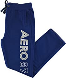 Aeropostale Mens Slim Fit Sweatpants