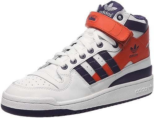 adidas FORUM MID RS - Zapatillas para hombre Blanco white/lilac 43 1/3: ADIDAS: Amazon.es: Zapatos y complementos