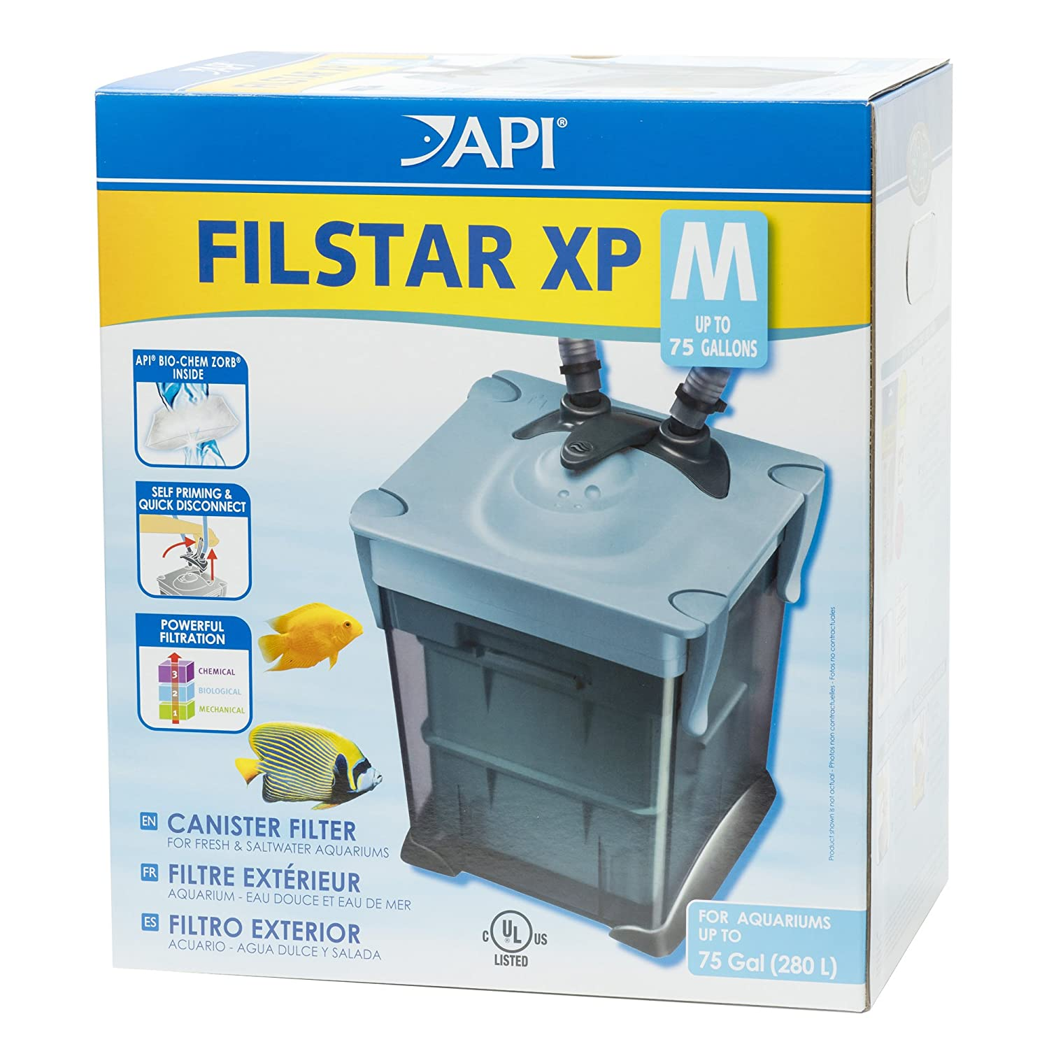 Amazon API FILSTAR XP FILTER SIZE M Aquarium Canister Filter 1