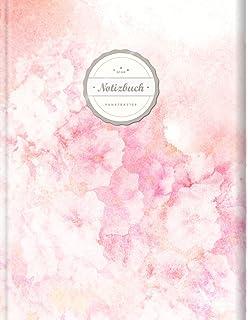 Punktraster Notizbuch Star A4 156 Seiten Softcover Dickes