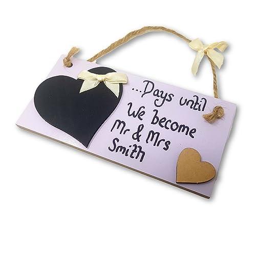 Wedding Countdown Gifts: Amazon.co.uk