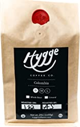Colombia Fresh Roasted Dark Coffee 2lb Whole Bean | Direct Trade, 2 Pound Bag | Roasted For Espresso, Drip, French Press, Cold Brew