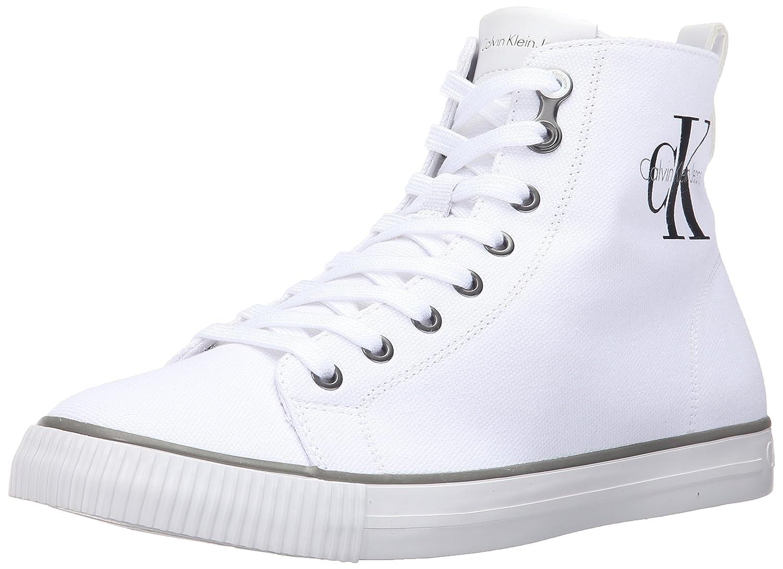 buy online 88a32 63336 CK Jeans Men's Arthur Canvas Fashion Sneaker