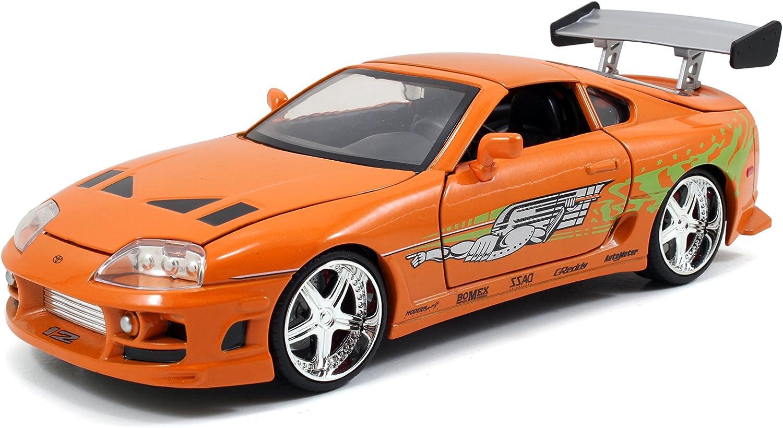 Jada Toys 253203005 Fast & Furious-1995 Toyota Supra-1:24