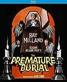 The Premature Burial [Blu-ray]