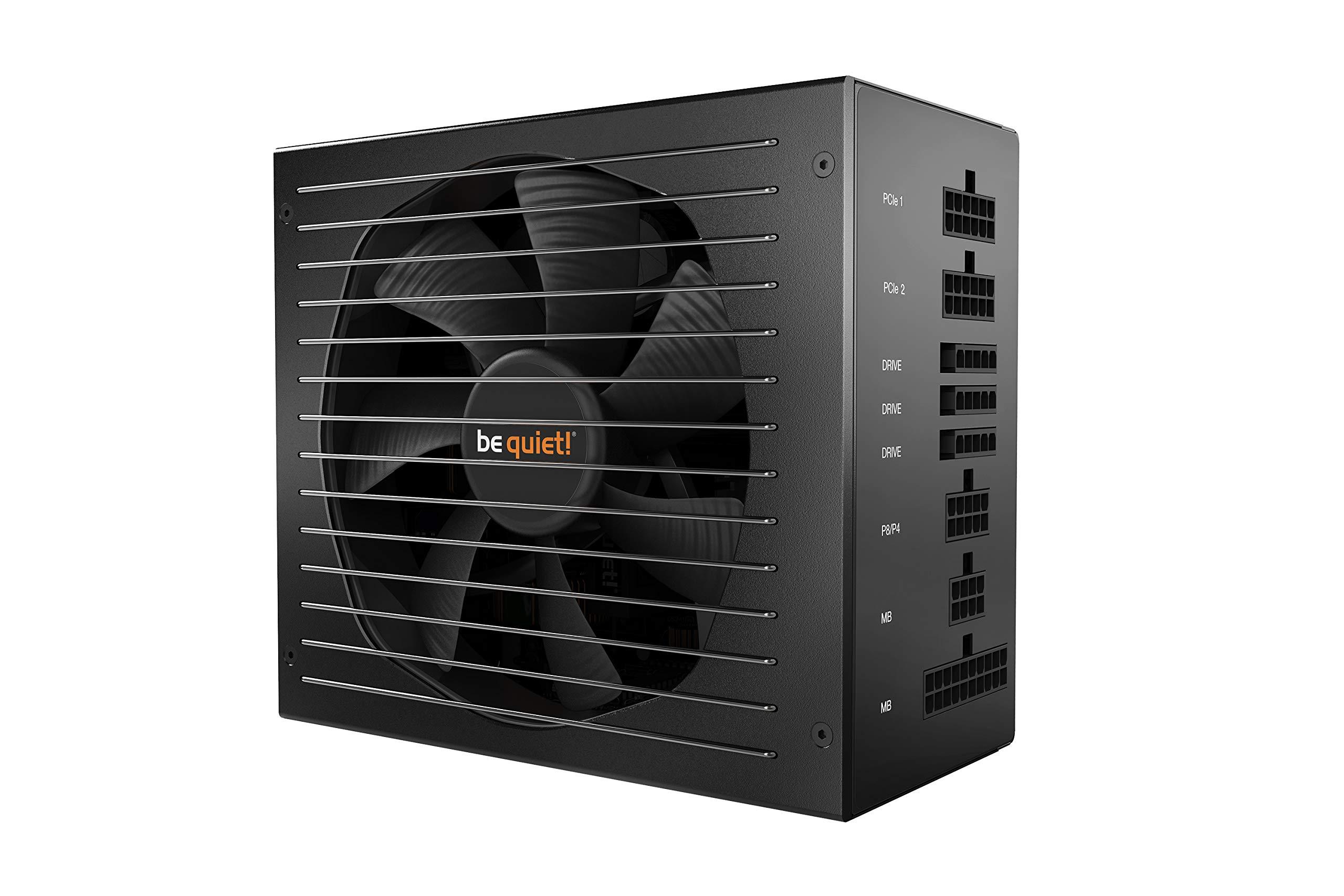 be quiet! Straight Power 11 Platinum 750W, BN642, Fully Modular, Power Supply
