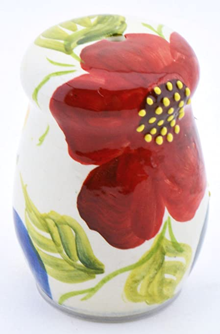 Amazon.com: ART ESCUDELLERS Ceramic Pepper Pot in Jardin Decoration ...