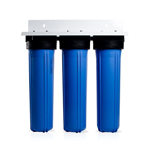 APEX MR-3030 Whole House Water Filtration System with GAC