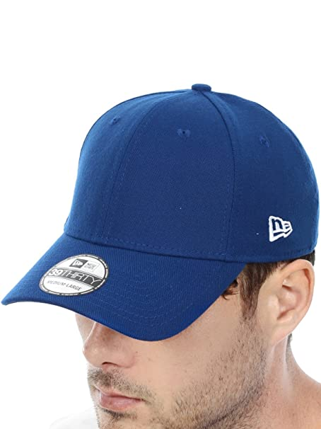 Image Unavailable. Image not available for. Color  New Era Light Royal-White  Flag Collection 39Thirty Curved Peak Adjustable Cap ... 9efd21f13606