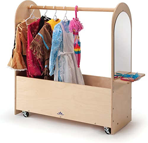 Whitney Brothers Portable Dress Up Rack