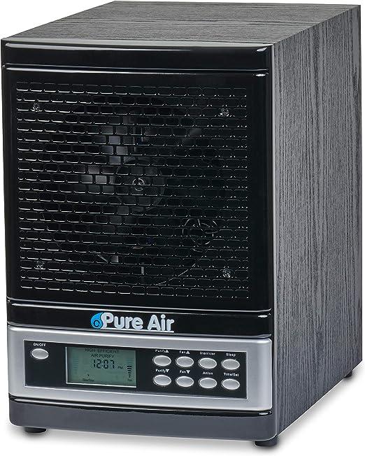O3 Purificador de Aire de ozono y ionizador para Toda la casa con ...