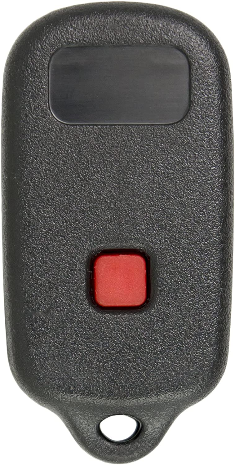 Keyless2Go New Keyless Entry Remote Car Key Fob 3 Button Replacement for FCC HYQ12BBX HYQ12BAN