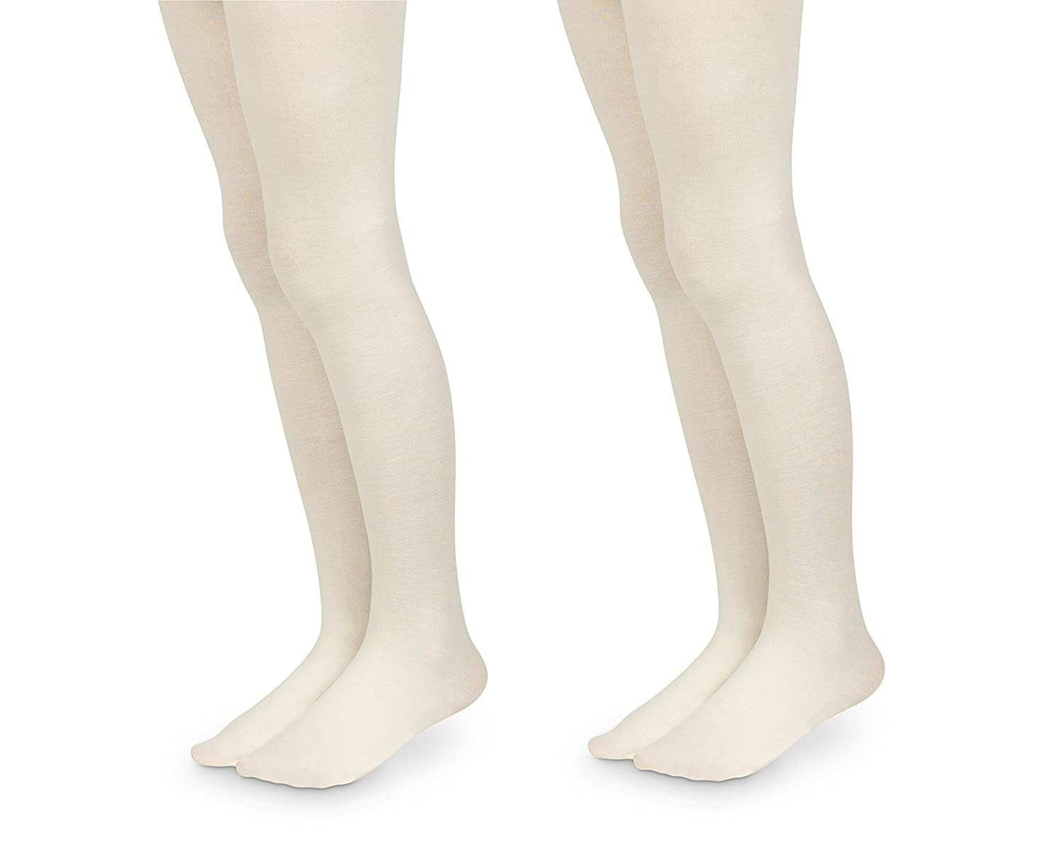 Jefferies Socks Girls Pro Ballet Dance Ultra Soft Microfiber Footed Tights 2 Pair Pack