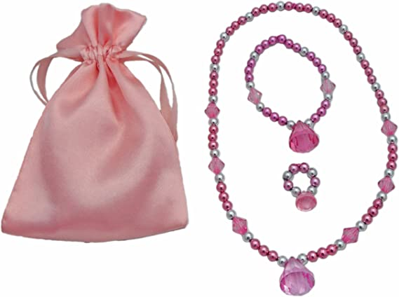 So Sweet Princess Jewelry Dress up Set (Necklace