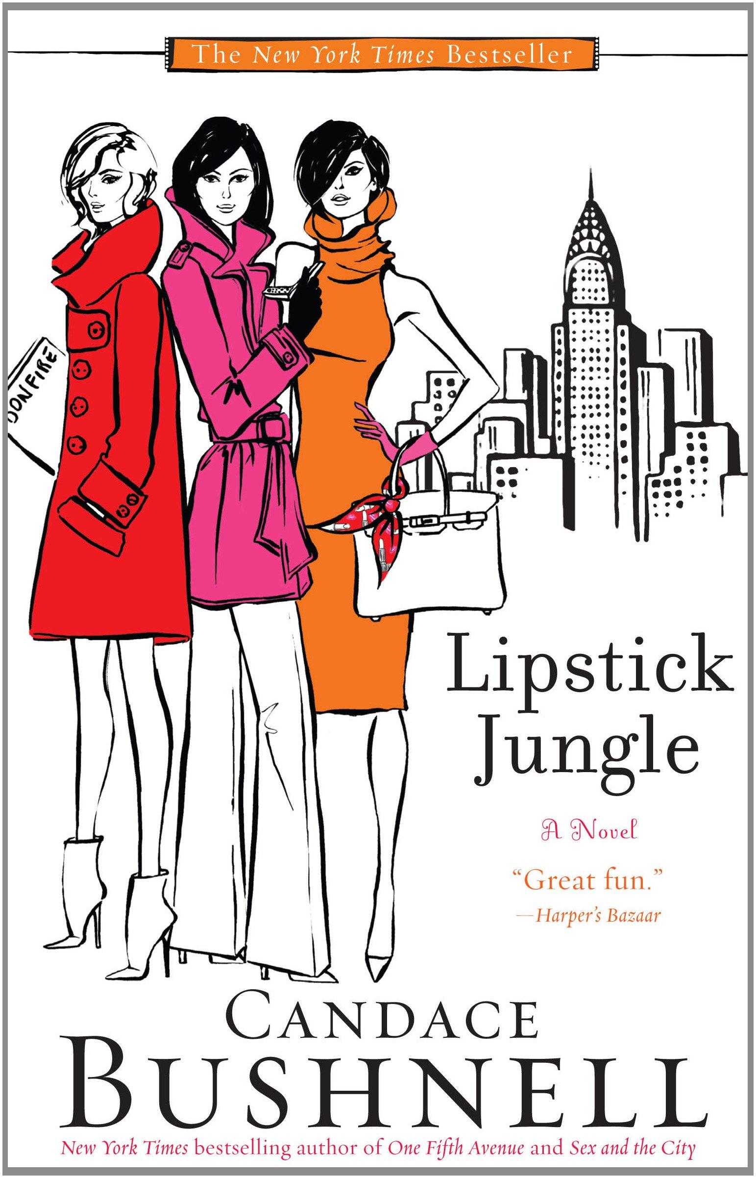 Image result for lipstick jungle book