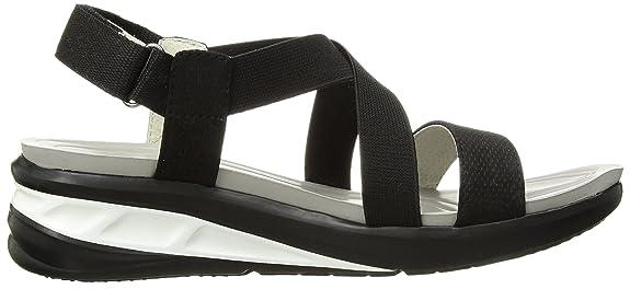 7515e48a8b Amazon.com | JSport by Jambu Women's Sunny Wedge Sandal | Platforms & Wedges