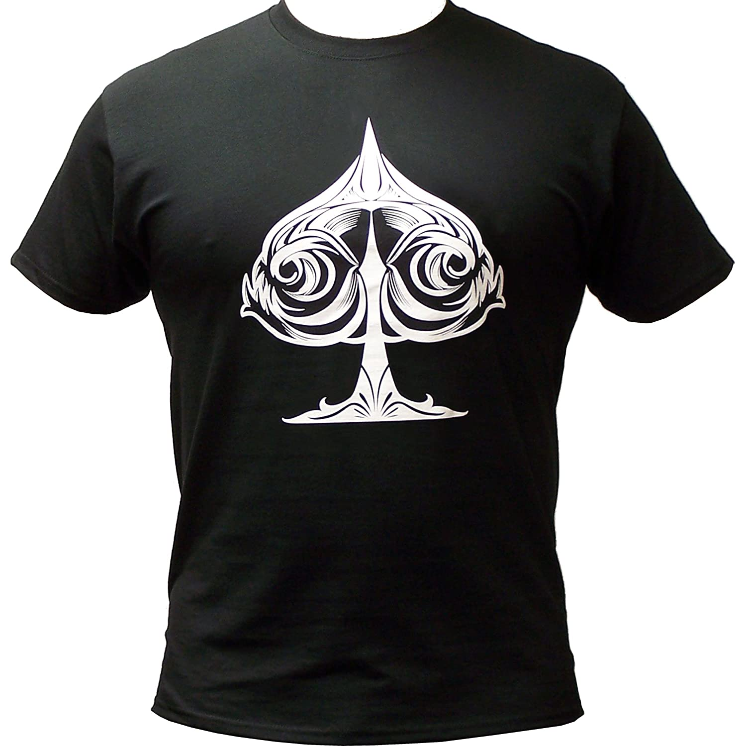 """ACE"" Design t-shirt from Piranha Gear"