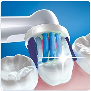 Oral-B Genius 9000 Electric Toothbrush Rechargeable Powered by Braun, Rose Gold (2-Pin Bathroom Plug): Amazon.es: Salud y cuidado personal