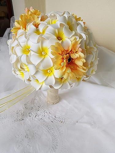 Rustikale Blumenstrauss Romantische Jute Hochzeitsstrauss Sackleinen