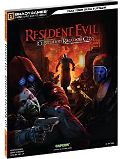 Resident Evil Operation Raccoon City Signature Series Guide Guides