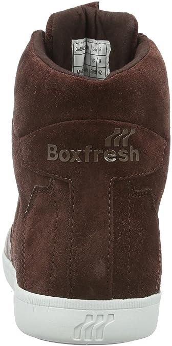 Boxfresh Herren Camberwell ICN Lea/SDE High-Top: Amazon.de: Schuhe &  Handtaschen