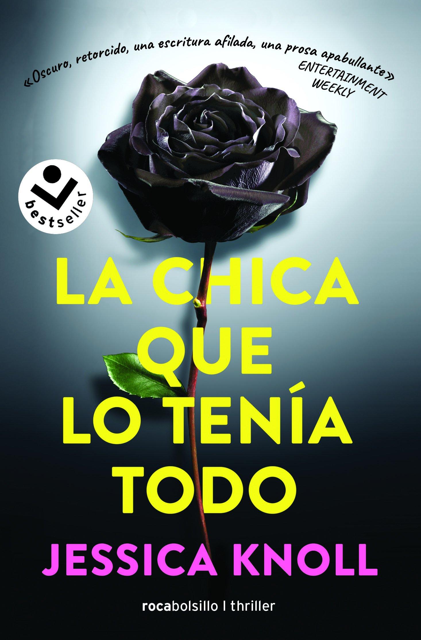 La Chica Que Lo Tenia Todo (Spanish) Paperback – Apr 30 2018
