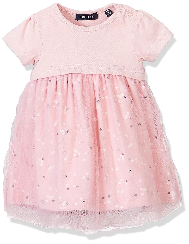 Blue Seven Baby-M/ädchen Kleid Wirkkleid RH