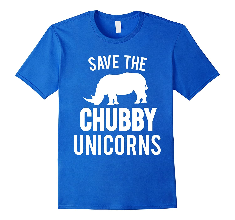 Chubby Unicorn T-Shirt Funny Sarcasm Fun-BN