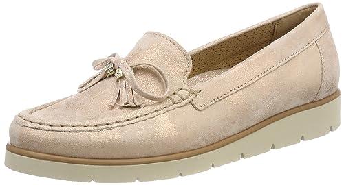 Gabor Shoes Gabor Casual, Mocasines para Mujer: Amazon.es: Zapatos y complementos