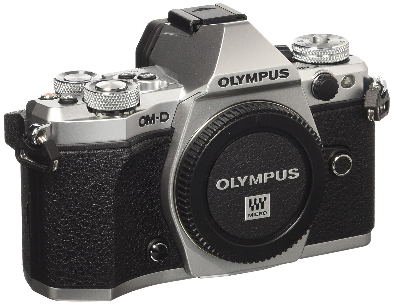 Olympus OM-D E-M5 Mark II - Cámara EVIL de 16.1 MP, Pantalla táctil 3