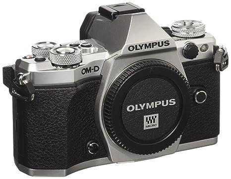 Olympus OM-D E-M5 Mark II - Cámara EVIL de 16.1 MP, Pantalla ...