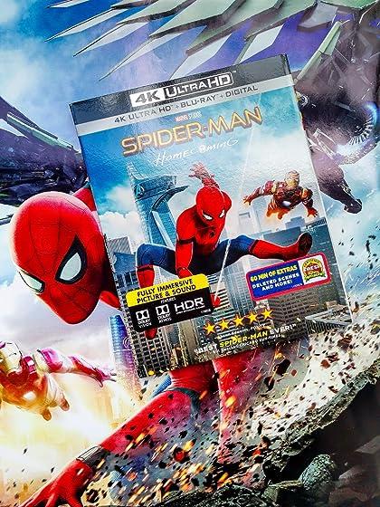 Spider-Man: Homecoming (Plus Bonus Content) I'm in LOVE!!!