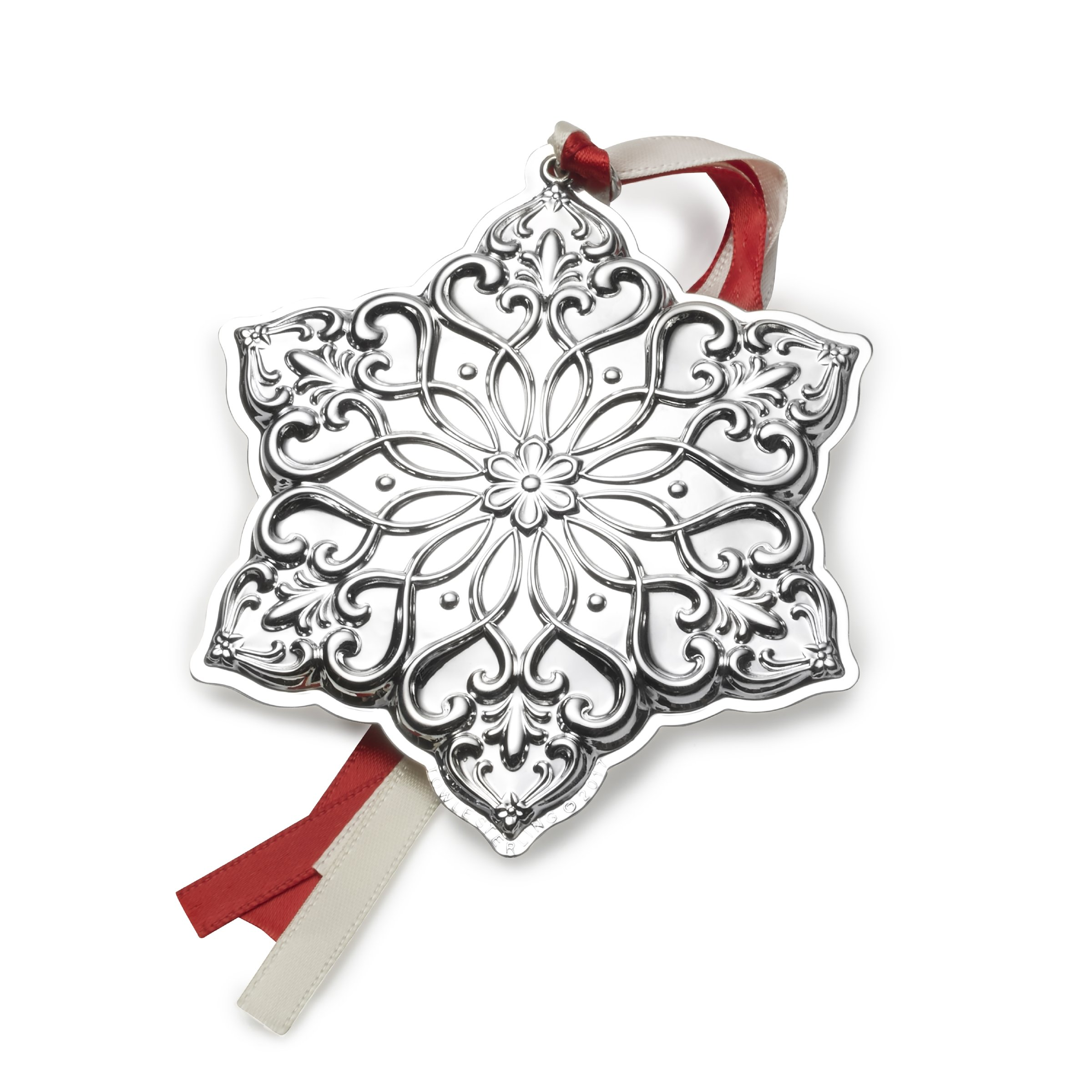 Towle 2017 Sterling Silver Old Master Snowflake Ornament, 28th Edition by Towle