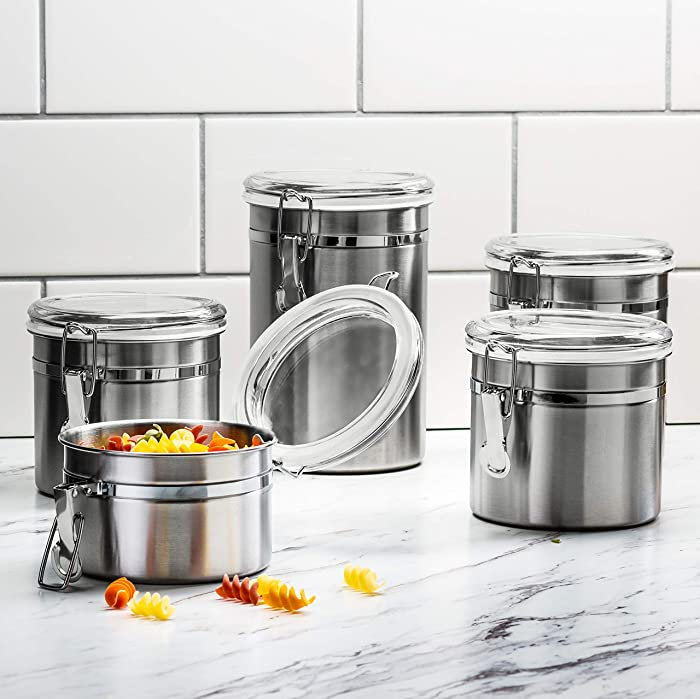 Top 10 Counter Top Food Storage Canisters