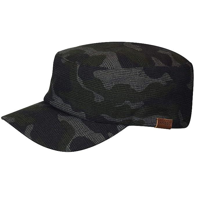 Kangol Gorra Militar Camouflage Pattern de Hombre (S/M (54-57 cm ...